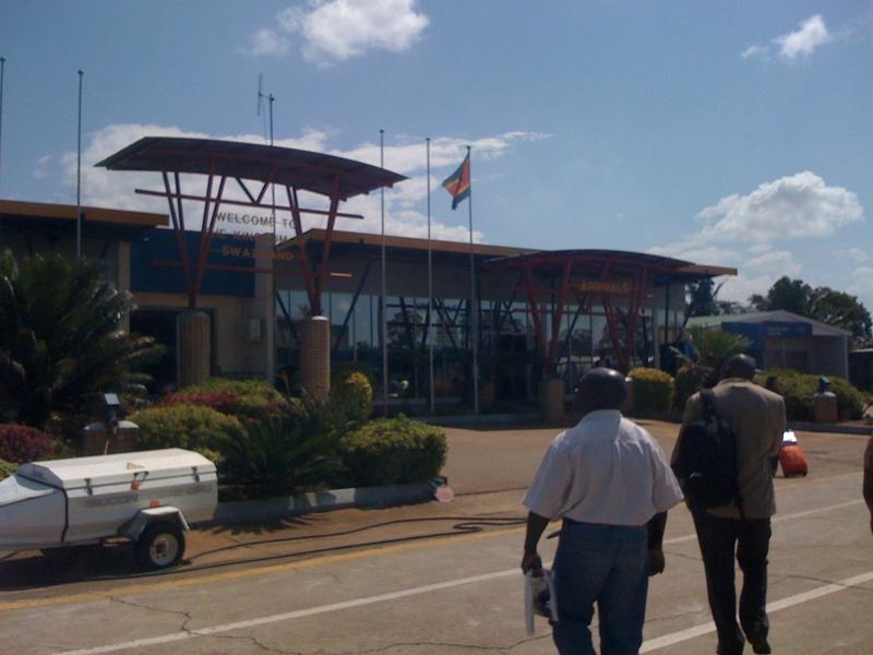 Swazi Airport